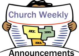 Riverview Reformed Church Announcements